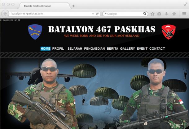 Batalyon 467 Paskhas