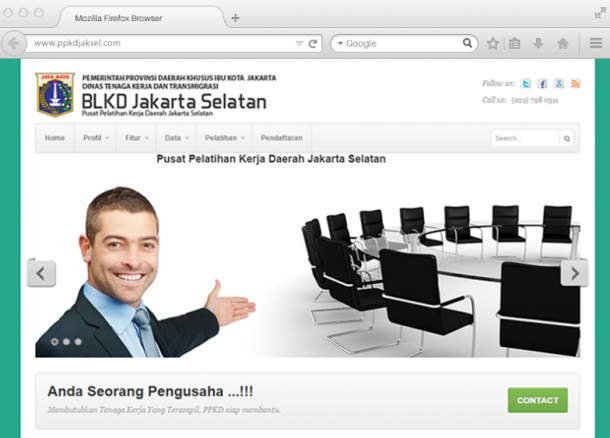 BLKD Jakarta Selatan